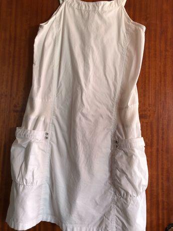 Vestido branco Zara Kids 11-12 anos