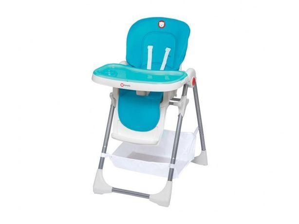 Krzesełko do karmienia Lionelo Linn Plus Nowe