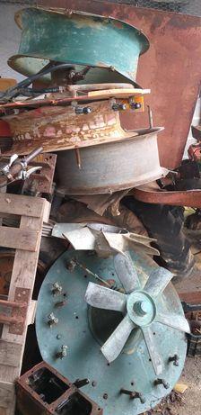 turbinas usadas e peças para pulverizador