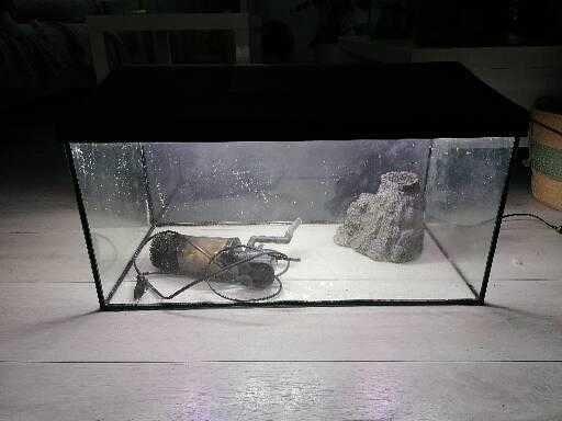 Akwarium Aquael 54l