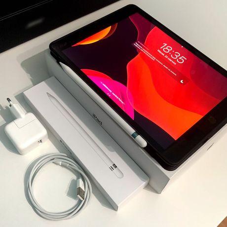 "iPad 10.2"" 2019 (7th GEN) Wi-Fi 32GB + Apple Pencil + Etui / Gwarancja"