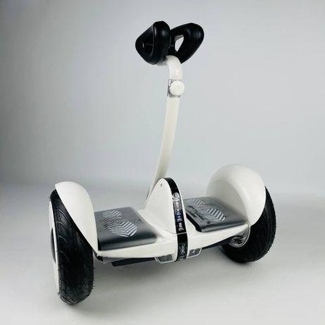 Гироскутер, сигвей Ninebot mini Цвет Белый.Самовывоз Одесса