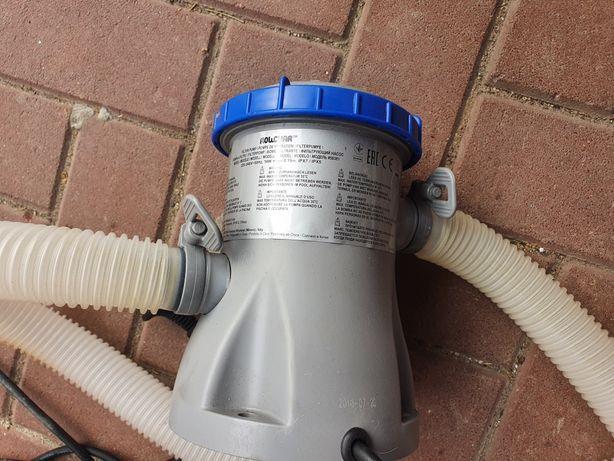 Pompa z filtrem do basenu