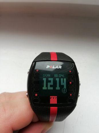 Zegarek sportowy Polar FT7 fitness bieganie tętno spalanie kalorii
