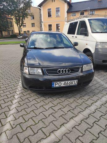 Audi S3 8l 99r. 1.8T uszkodzony silnik LPG. Roczna butla.