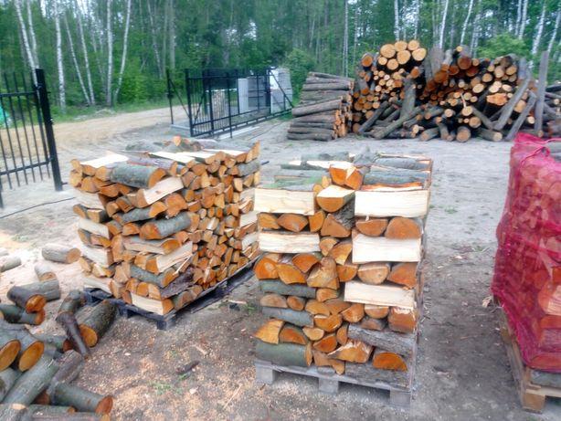Drewno kominkowe olcha