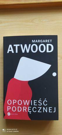 """""""Opowieść Podręcznej"""" Margaret Atwood"""