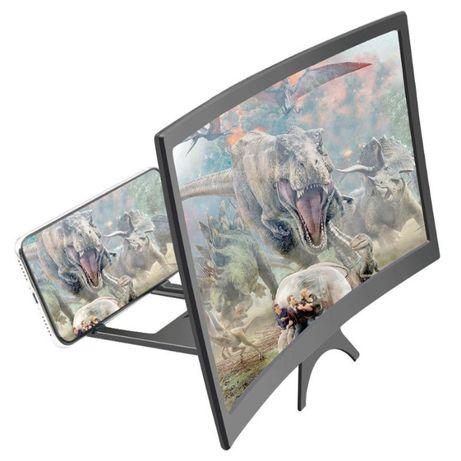 Подставка-увеличитель экрана телефона 12 дюймов 3D L6 Seuno большая