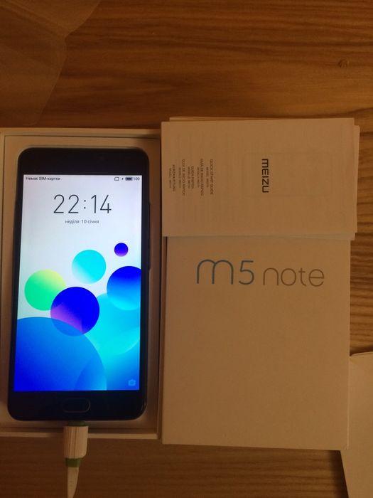 ‼️Смартфон-Телефон Meizu m5 note Идеал‼️ Николаев Жовтневый - изображение 1