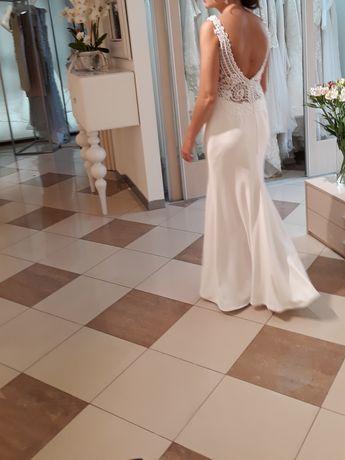 Suknia ślubna-poprawinowa