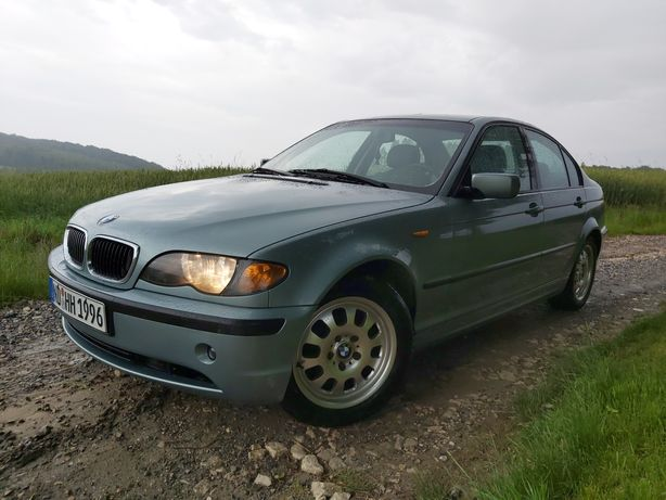 BMW 3 e46 320i 2004 rok ZAMIANA