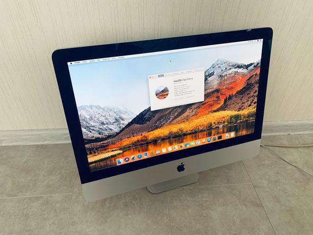 Apple iMac 21.5 2011. i5, 8GB, SSD 256GB + HDD 500GB, Radeon HD 6750M.