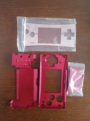 Game Boy Micro - housing e frente novas