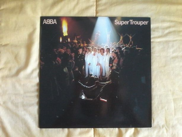 Super Trouper - ABBA - Vinil - LP