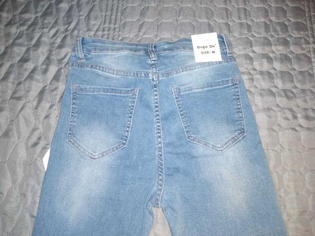 Spodnie jeansy - nowe - 2 sztuki
