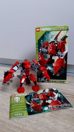 Lego Bionicle Raw-Jaw 2232 Hero Factor