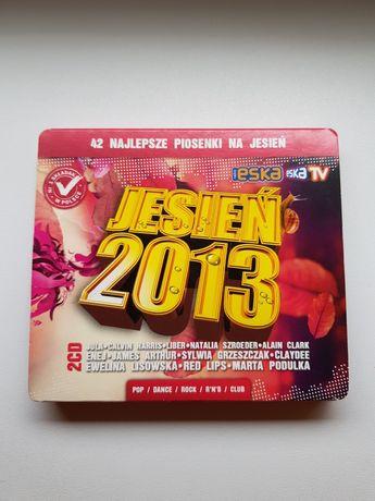 Plyta CD ESKA jesień 2013