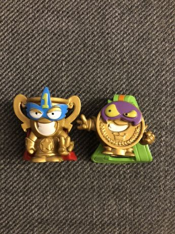 Super Zings Gold - seria 4