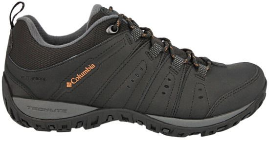 Полуботинки Columbia Woodburn 2 waterproof (BM3924-010)