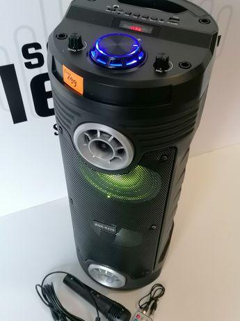 60cm Głośnik bluetooth karaoke radio odtwarzacz plus pilot i mikrofon