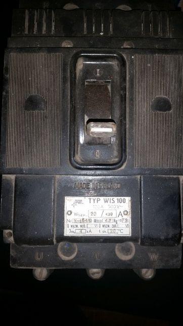 Автомат 100 ампер (TYP WIS 100)