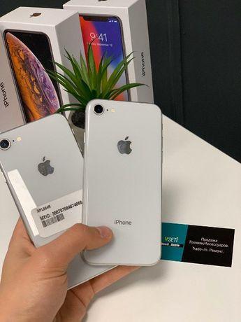 С Америки iPhone 8 64 GB Silver! ГАРАНТИЯ магазина VSeti.com.ua 256