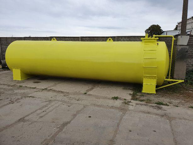 Zbiornik dwupłaszczowy 13 tys litrów
