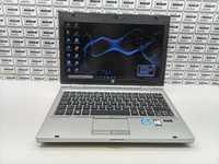 """Laptop używany HP 2560p i3 8GB 120 SSD 12,5"""" W10 GWARANCJA FV"""
