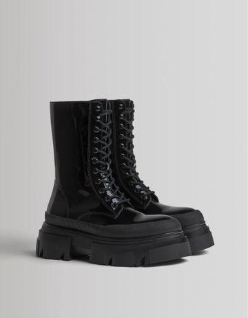 Трендовые ботинки bershka