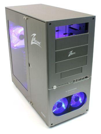 Компьютерный Корпус Zalman Z-MACHINE GT1000 Titanium ATX Midi Tower
