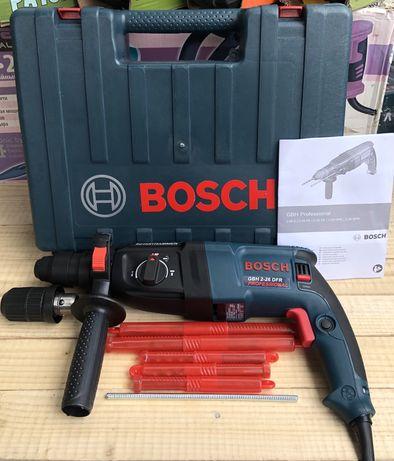 Перфоратор Bosch (Бош)GBH 2-26 DFR Качество! Гарантия! Объёмные Буквы!