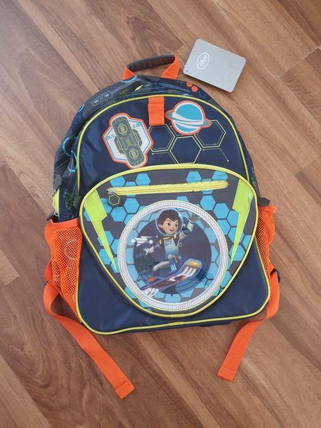 Plecak dla chłopca NOWY