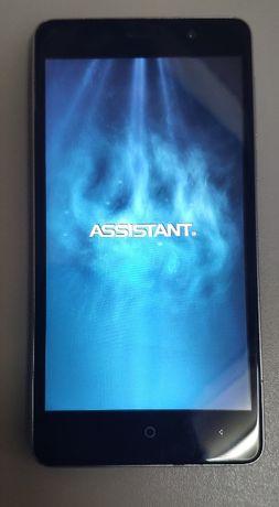 Смартфон Assistant AS-5433 SECRET (grey) - уценка. Хорошее состояние