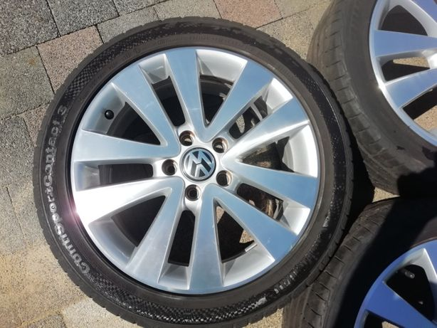 Felgi VW Golf VI - Audi - Skoda - Seat - Mercedes 7Jx17H2 5x112 ET54
