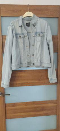 Kurtka jeansowa r 40