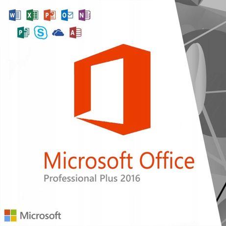 Microsoft Office 2019 Professional PLUS KLUCZ WIECZYSTY
