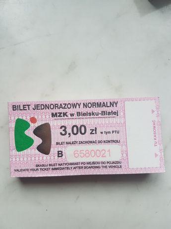 Bilety mzk Bielsko Biala