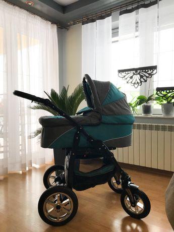 Wózek BABY MERC 2w1 BARDZO ZADBANY, stan idealny!