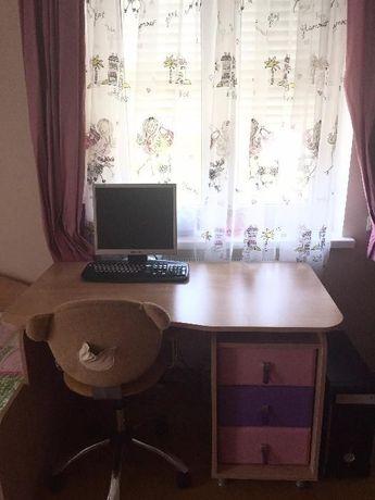 """Детская спальня (комплект мебели) Снайт Венгрия,класса """"L"""" для девочки"""