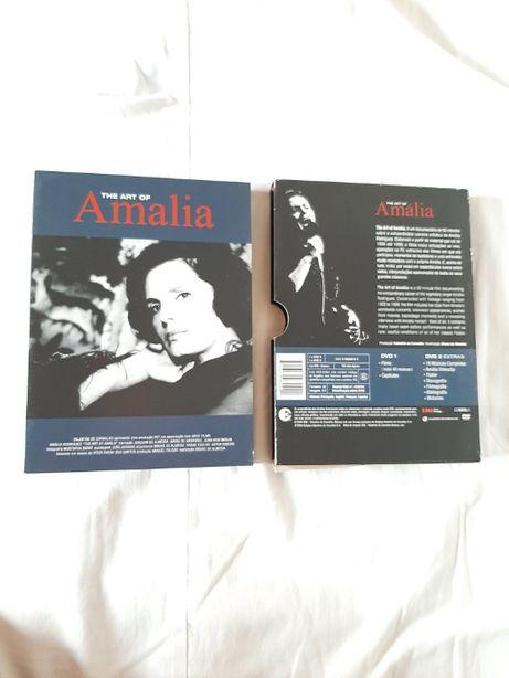 The Art of Amalia - 2 DVD's - Filme + extras