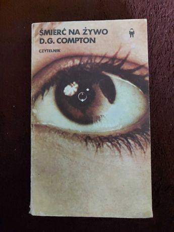 """D. G. Campton """" Śmierć na żywo """""""