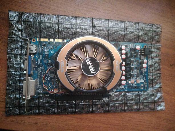ASUS GeForce 9600 GT 1 гб