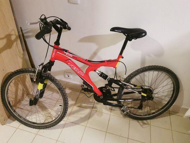 """Bike Team DS 300 Aro 24"""""""