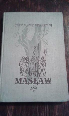 Masław-Józef Ignacy Kraszewski