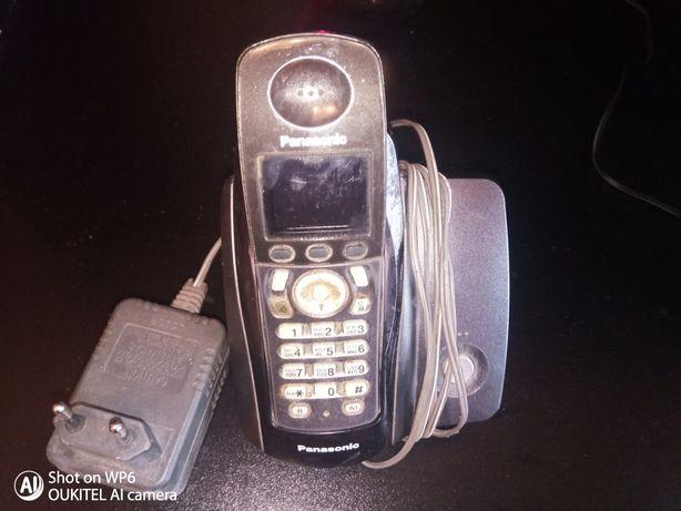 Телефон радиотелефон,стационарный Panasonic