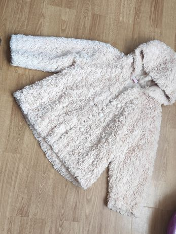 Bluza dziewczęca miś 116 122