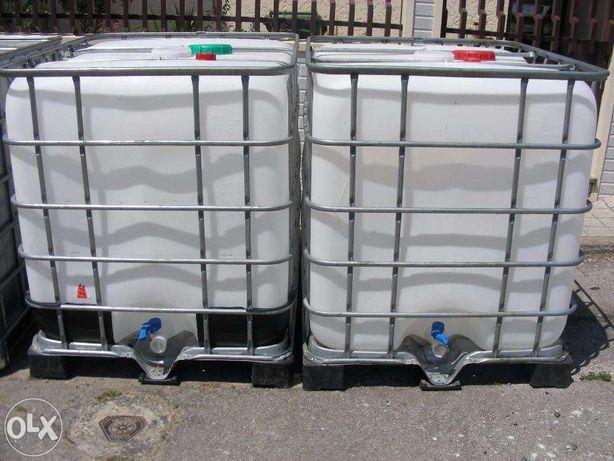 Vendo depositos de 1000 litros