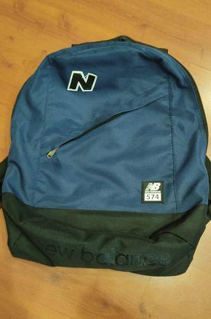 Sprzedam plecak New Balance granatowo-czarny