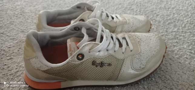 Adidasy Pepe Jeans