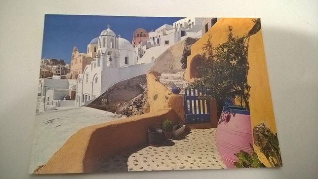 Postal Grécia - Santorini
